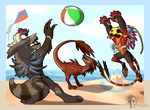 CM: Beach Party by Arvata