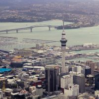 Auckland Downtown by kulesh