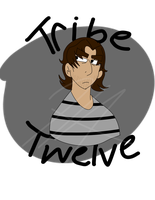 Yet another tribe twelve doodle by RulerofPurple