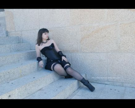 Gothic Muse by DoncellaSuicide