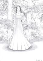 Luthien yet again by Maitia