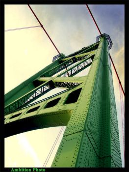 MacDonald Bridge by christine-xo