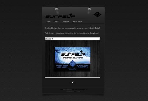 Surfzup vCard by SURFZUP