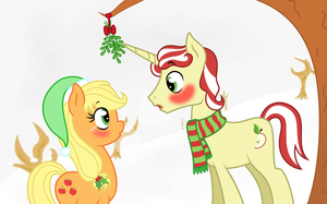 Flimjack Under The Mistletoe by Kell95