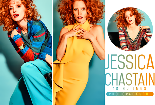 Photopacks -Jessica Chastain 151 by PhotopacksDHP