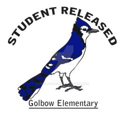Golbow Elementary New logo by FoolToMuse
