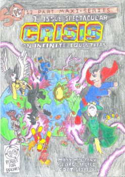 Crisis on Infinite Equestrias1 by AndroidAR