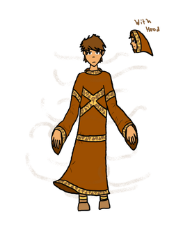 Wizards of Ethune: Seth Redesign by companioncube99