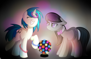 Vinyl and Tavi by Left2Fail