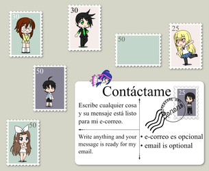 Contact form picture by bigattck
