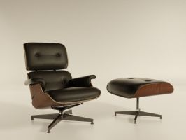 Frasier's Chair - Eames Classic by NeonDuck