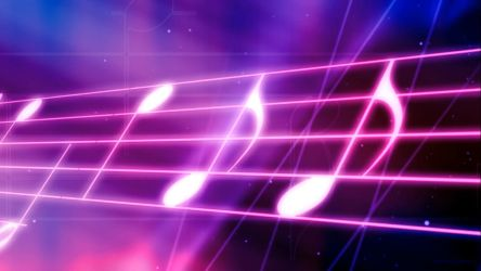 Music Light Live Wallpaper by AngeliaBaby
