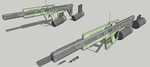 Decimal International/Decimal Arms MG-12 WIP by Master-Gecko-117