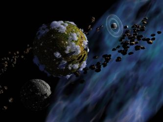 My First Planetscape by kalany