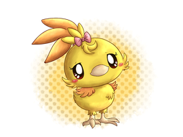 Olivia  'Livi'  the Shiny Torchic