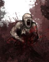 SCREAM YOUR GUTS OUT_Close up by DStraX