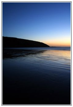 Filey Brigg at Sunrise by placey