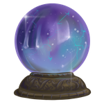 Crystal Ball by Cloudrunner64
