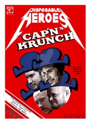 Captians of Krunch by xxjmzxx
