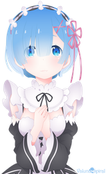 [V/RENDER] Rem by ValunaSpiral