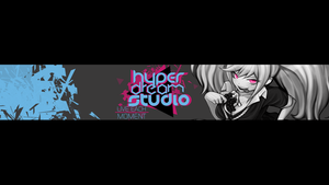 HyperDreamStudio youtube anime [banner] by Chixuu