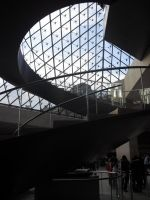 The Louvre by lillyth-grymm