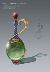 Magic ampoule by CristianoReina