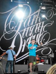 Parkway Drive 1 . Big Day Out 2012 by likescarecrows