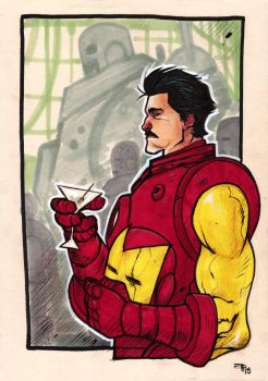 Classic Ironman by DenisM79