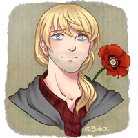 Lawrence Oleander by Birb0