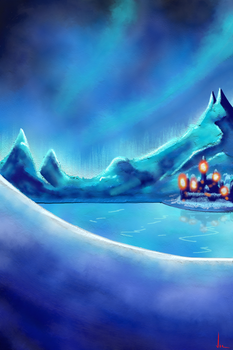 Frozen Lake by Vicsor-S3