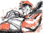 M.Bison - Live Stream 4/7 by Horoko