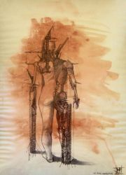 The human construction by Strooitje