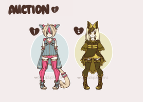 Auction (CLOSED) by knotnautical