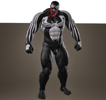 Venom second skin textures for M4 by hiram67