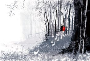 Uninvited guests by PascalCampion