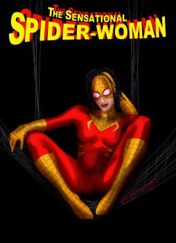 Spiderwoman Concept Costume by Rene-L
