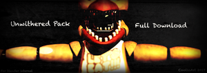 FNAF2 Unwithered Pack [FULL DOWNLOAD] by CoolioArt