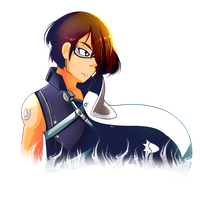 Bsc Cosplay Lewis As Chrom by Toukitsune