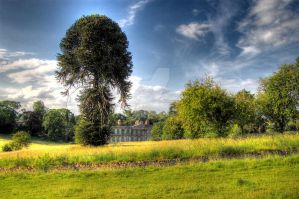 Country Estate HDR by nat1874
