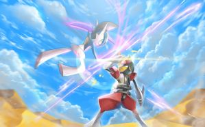 [C] Bisharp vs Gallade