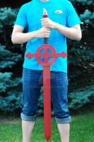 Adventure Time Demon Blood Sword by steelphunk