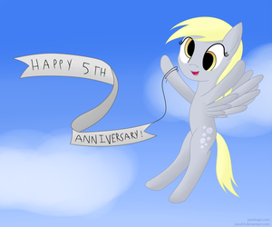Fifth Anniversary by joeyh3
