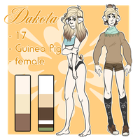 Dakota Ref by Loxiv