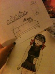 Working in progress Fanfiction Dead Man Wonderland by ForeverAnimeFangirl