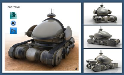 egg tank P4 by ZICIONEL