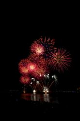 Canberra Skyfire 2015 by lexie1991