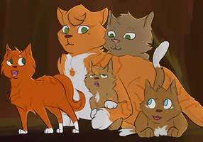 Family Picture by spaceghett1