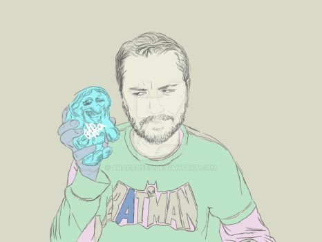 WilWheaton by AraCauses