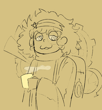 would u like some coffeep by Commandersnacks